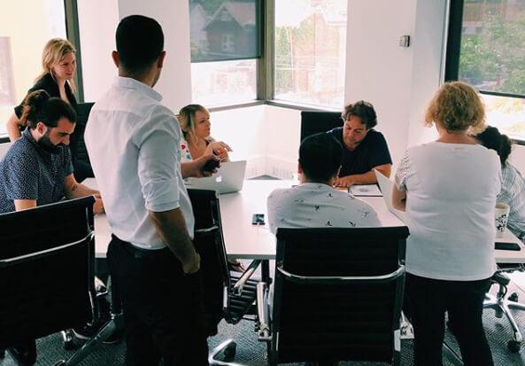 The Hooplah Inc Digital Marketing Team